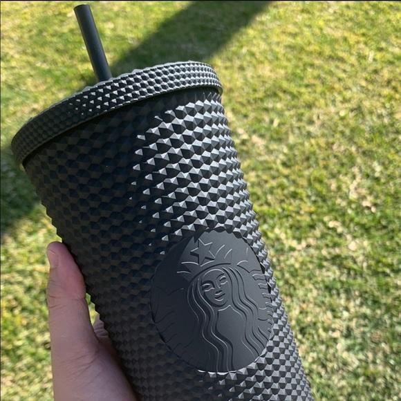 Starbucks Black Matte Tumbler